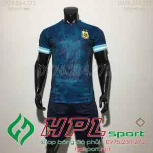 Mẫu áo đá bóng của Argentina tại Copa America 2021 sân nhà