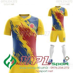 Áo đá bóng Colombia sân nhà 2021