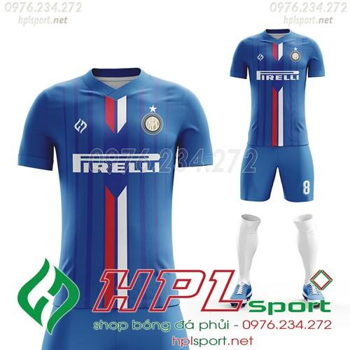 Áo bóng đá Inter Milan màu xanh