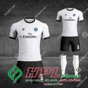 Mẫu áo thi đấu sân khách PSG rò rỉ