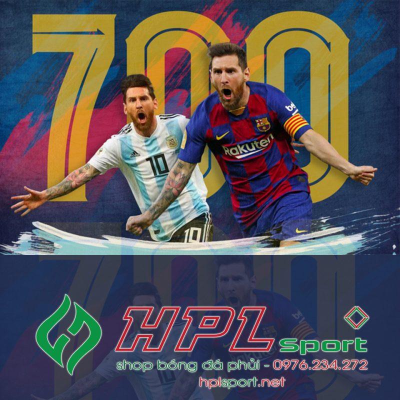 700 bàn thắng cảu Messi